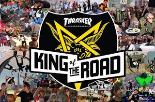King Of The Road 2012 SKATERNOISE