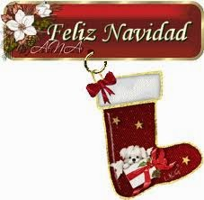 lindas medias de navidad