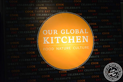 Image of Museum of Natural History in NYC, New York - Global kitchen exhibit