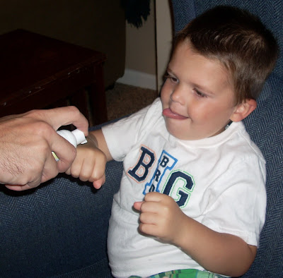 hand sanitizer for tots