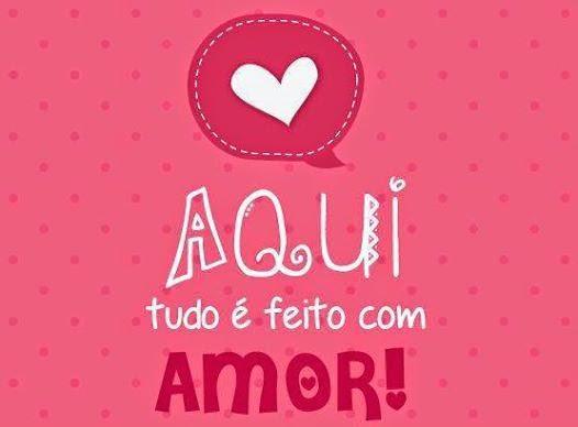 Feito com Amor!