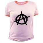 Jr. Ringer Anarchy T-Shirt