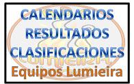 Calendarios / Resultados / Clasificaciones