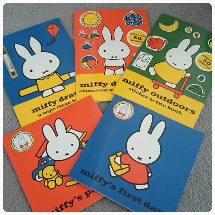 miffy book bundle