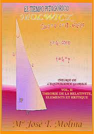 TELECHARGER LIVRES PDF  ♦ THEORIE DE L'EQUIVALENCE GLOBALE  Le plaisir de penser et d'écrire  L'objectif de la deuxième édition du livre électronique de l'Equation de l'Amour a été relativement plus ambitieux que celui de la première. Le processus de recherche dans le domaine a permis aux critiques de la science physique actuelle d'être plus concrètes, plus techniques et il y est proposé une nouvelle théorie avec ses expériences à elle et des réinterprétations des expériences classiques.  J'espère que ce sera un plaisir de le lire et en prenant en compte le sérieux et la complexité technique de la Physique Moderne, spécialement la partie relative à la Physique Relativiste, j'ai incorporé un style plus informel que dans d'autres livres virtuels d'essais scientifiques.  Dans ce sens, l'intention est que le lecteur continue de lire les différents essais de cette collection de livres électroniques même s'il ne comprend pas un ou plusieurs paragraphes dans la mesure où il se divertit. Moi non plus je ne les aurais pas tous compris sans les avoir préparés préalablement, mais je me suis amusée en les préparant! Peut-être qu'en fin de compte, vous verrez que vous comprendrez plus de ce que vous pensiez pouvoir comprendre.  Cependant, dans la mesure où avec la troisième édition virtuelle ou second changement structural, a augmenté le temps investi dans cette branche de la science, le style redevient plus formel et plus différencié pour chacune des sept parties ou livres dans lesquels a été transformé le livre initial.  Il est possible que la terminologie ne soit pas la plus appropriée mais vu que la formule mathématique de l'Equation de l'Amour m'est apparue précisément en pensant cela, à quels paramètres aurait ladite formule si elle existait, je ne pense pas renoncer à son nom. Si nous avions été deux ou trois cents ans plus tôt, peut-être l'aurais-je changé pour « l'accélération du temps » et aurais mentionné au passage que « cela m'était apparu mangeant une pomme rose ta