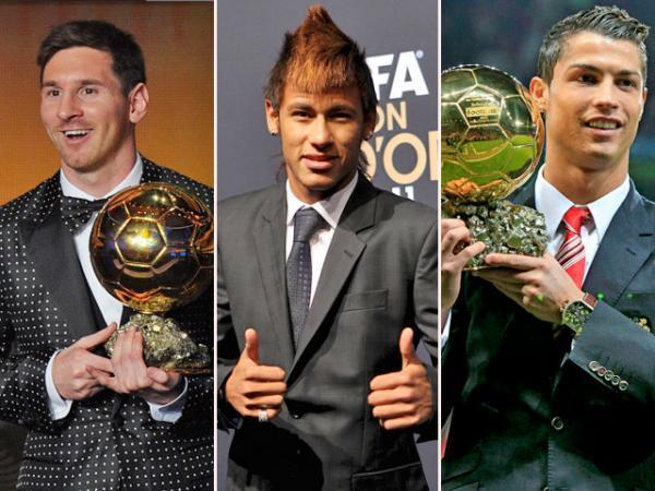 lionel messi - nominado al balon de oro 2015 - seleccion argentina de futbol