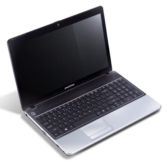 e machine laptop