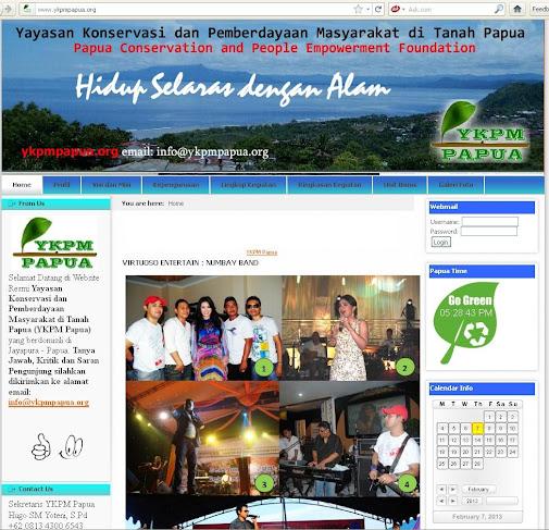 KUNJUNGI WEBSITE RESMI YKPM PAPUA www.ykpmpapua.org