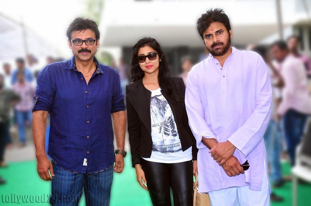 Gopal Gopala Movie Opening event Photos-HQ-Photo-8