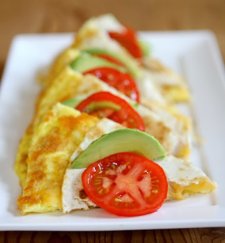 breakfast quesadillas - My Recipes