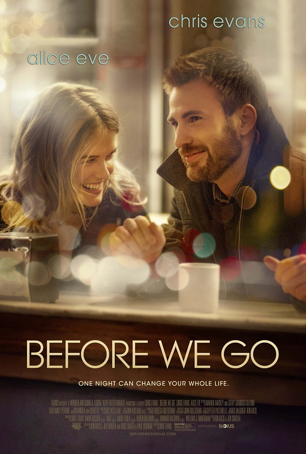 Before We Go Official Poster