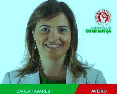Carla Tavares «presta contas» do mandato de deputada!