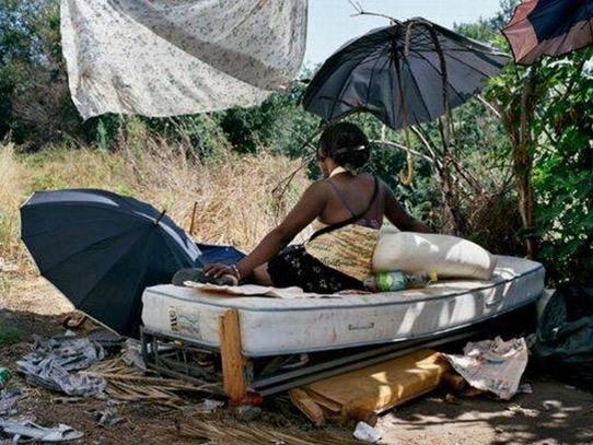 Jijiknya Markas Pelacuran di Nigeria Ini