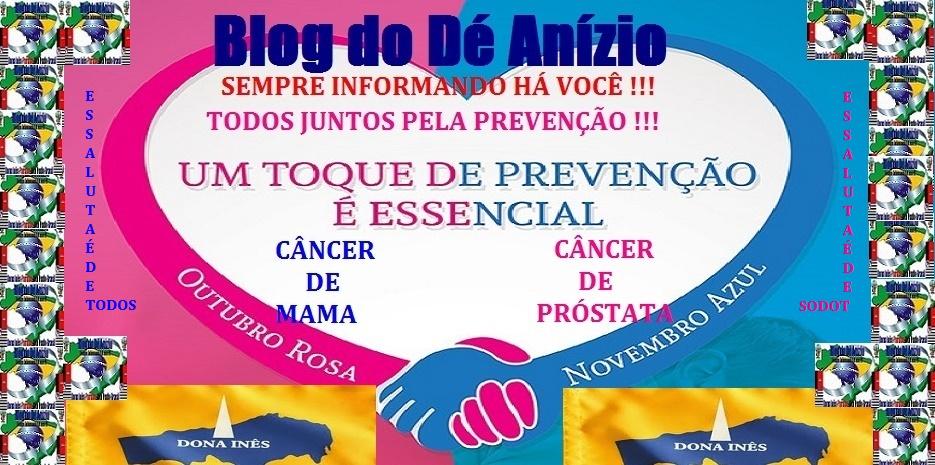 Blog do Dé Anízio