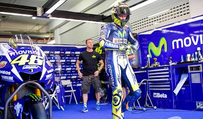 Valentino Rossi Bangga Dengan Perjuangannya Di Musim 2015