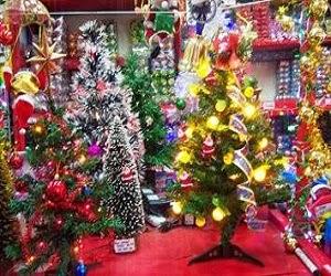 Lampu natal paling meriah didunia