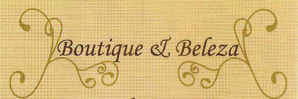 Boutique & Beleza