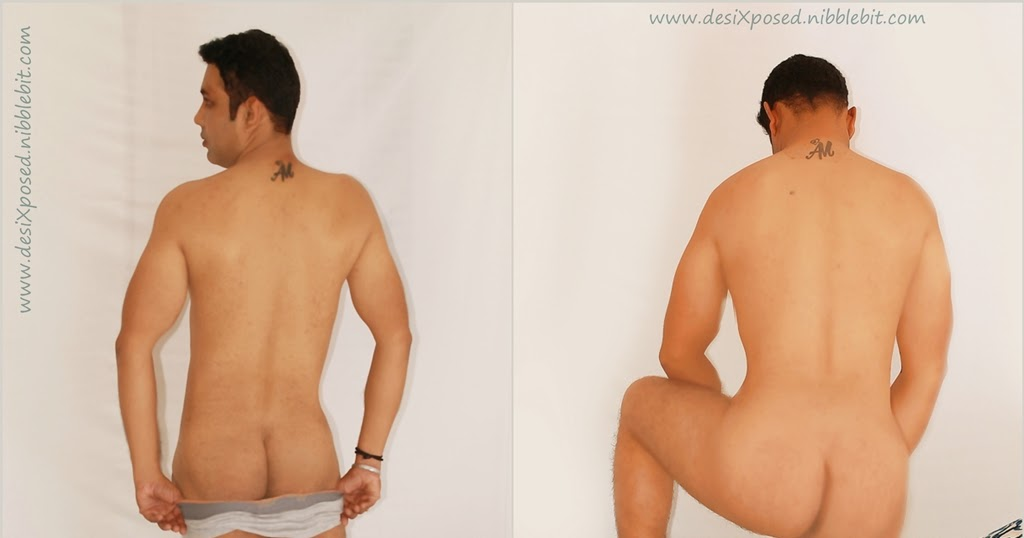 Desi Gay Desires: Nude Male Art 12