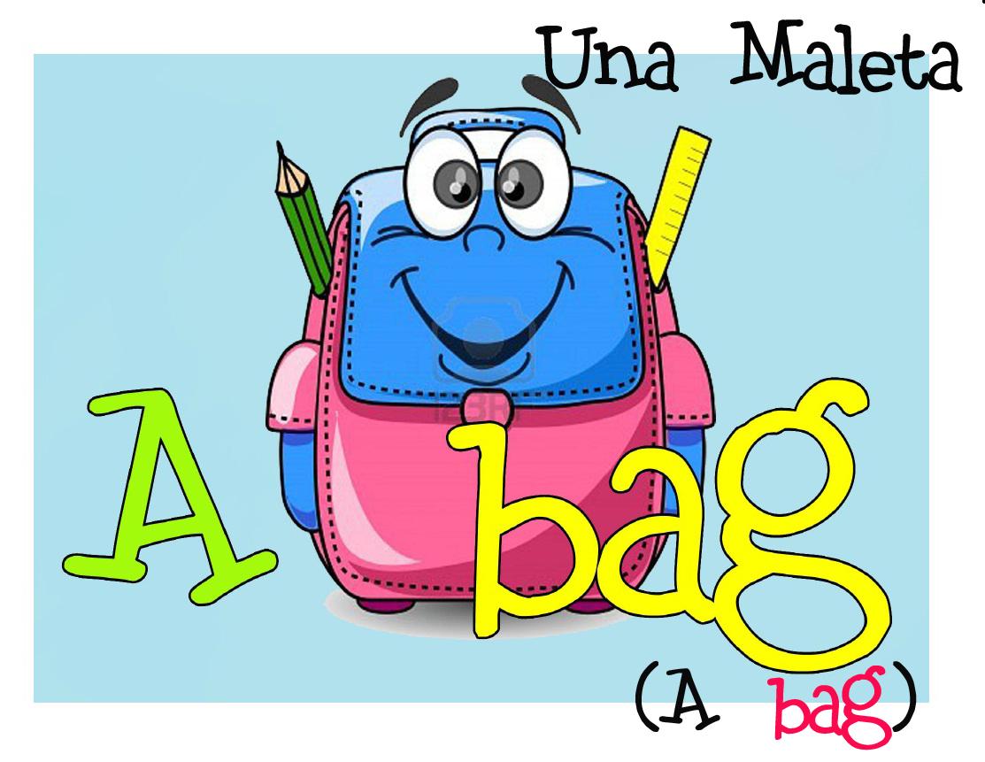 Objetos de la clase en ingl s imagui for 10 objetos en ingles del salon de clases
