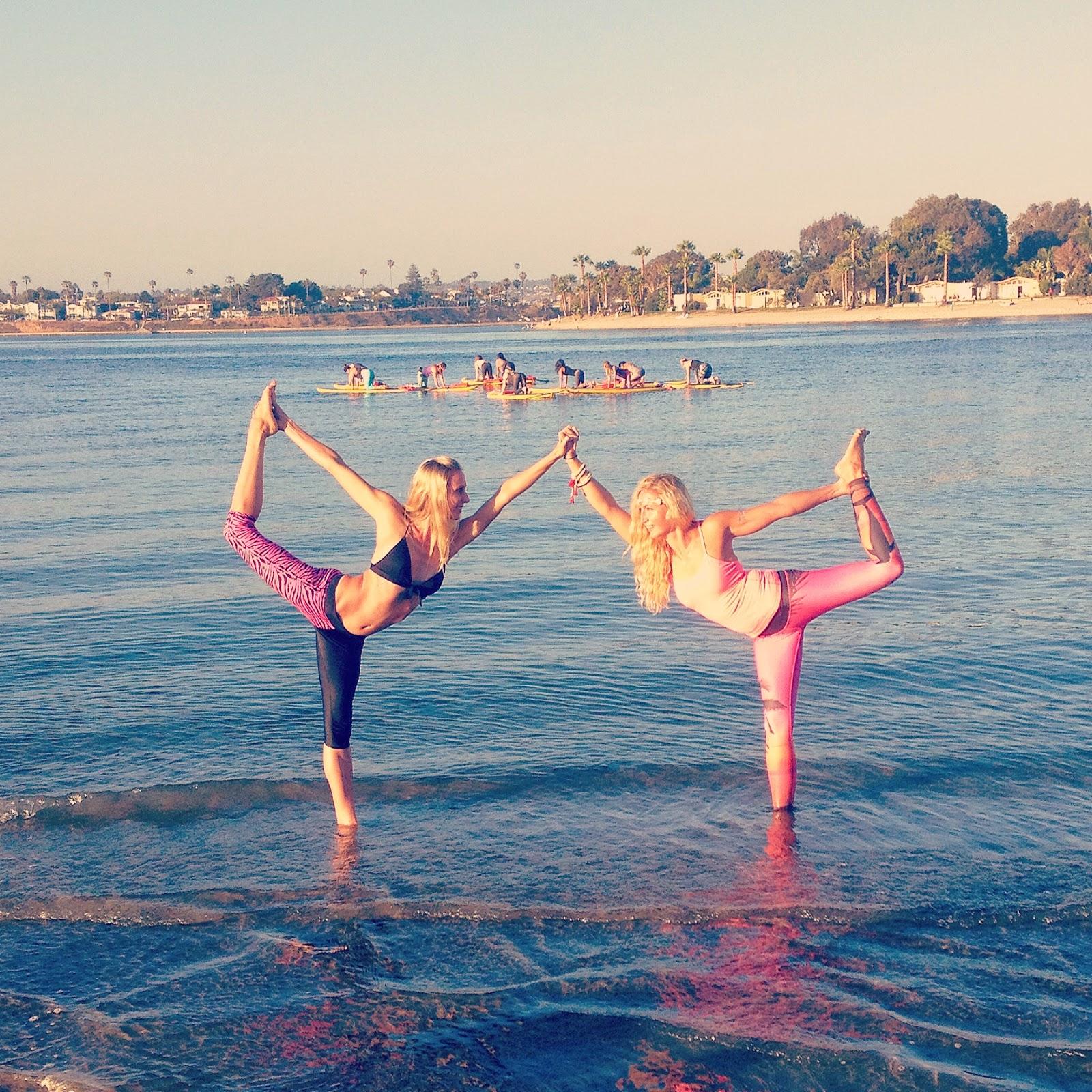 New Friends - Yoga
