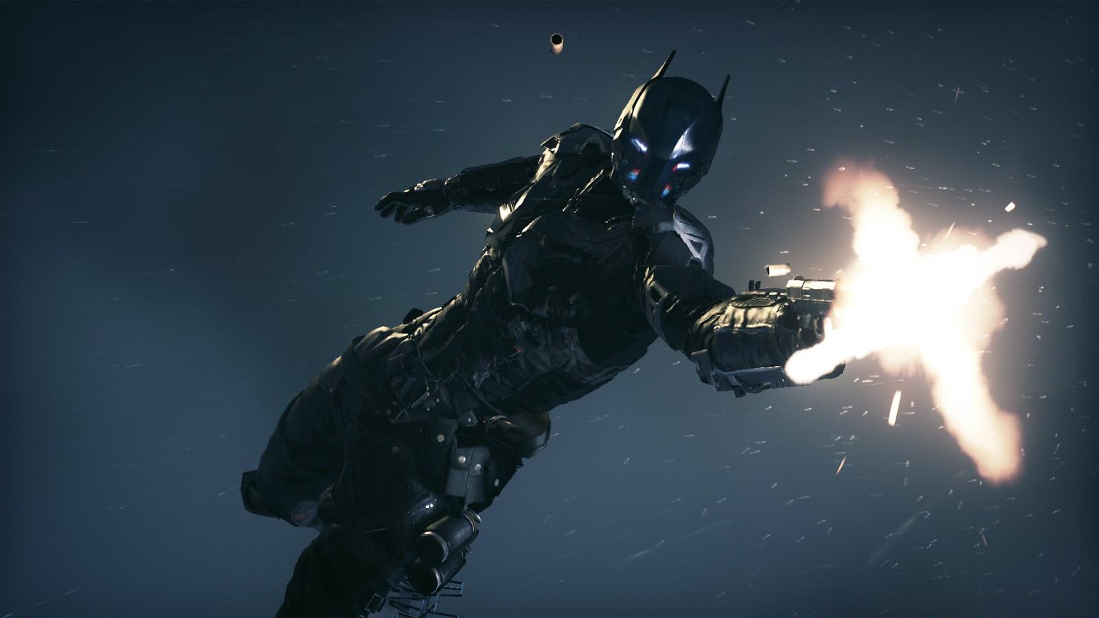 Batman: Arkham Knight Preview Image