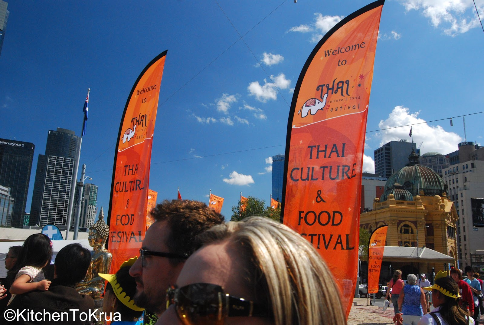 Melbourne\'s Thai Culture and Food Festival | Kitchen To Krua