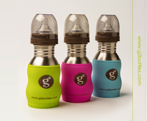 G2 WAVE STAINLESS STEEL GROW BOTTLE SYSTEM