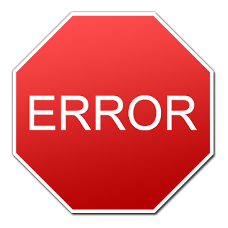 Some Common Internet Error Codes With Meanings