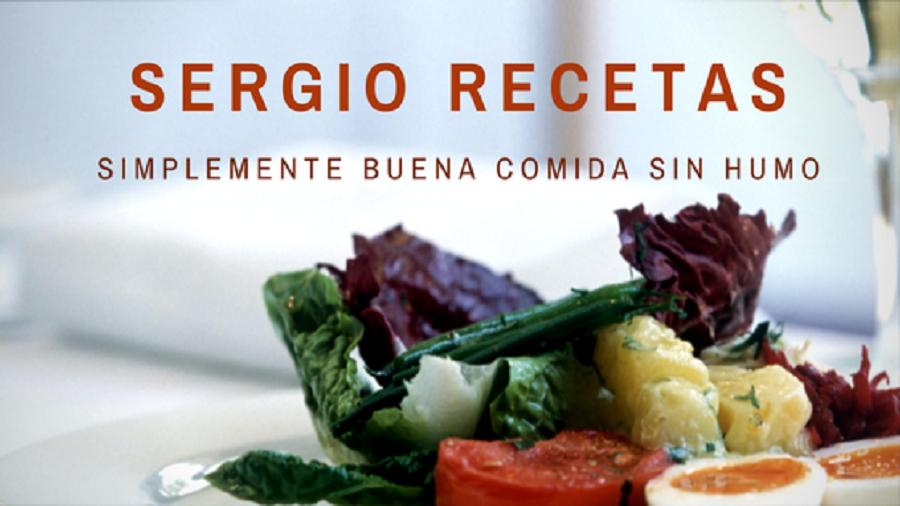 Las Recetas de Cocina De Sergio
