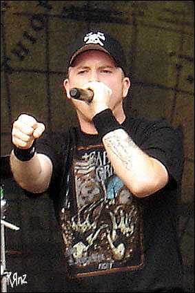 All That Remains - Jasta - Some Of The People All Of The Time - Mourn The Illusion