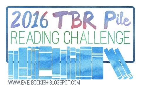 2016 TBR Pile Challenge