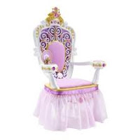 princess, throne, fancy