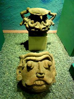 Urnas de barro Aztecas Xochimilco