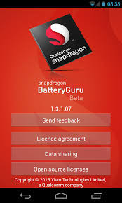 Snapdragon BatteryGuru for Android devices updated, enjoy extra power on your Snapdragon powered phone
