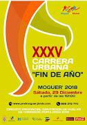 "XXXV CARRERA URBANA ""FIN DE AÑO"""