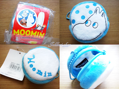 Kawaii Box - Moomin Mini Pouch