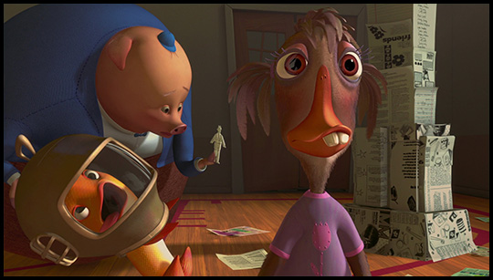 2014: The Year of Disney Project: CHICKEN LITTLE (2005)