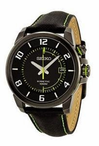 Seiko Kinetic Watch SKA557