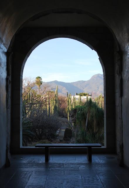 Jardín Etnobotánico de Oaxaca, Mexico