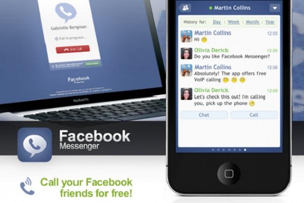 Download Facebook Messenger Application for iPhone