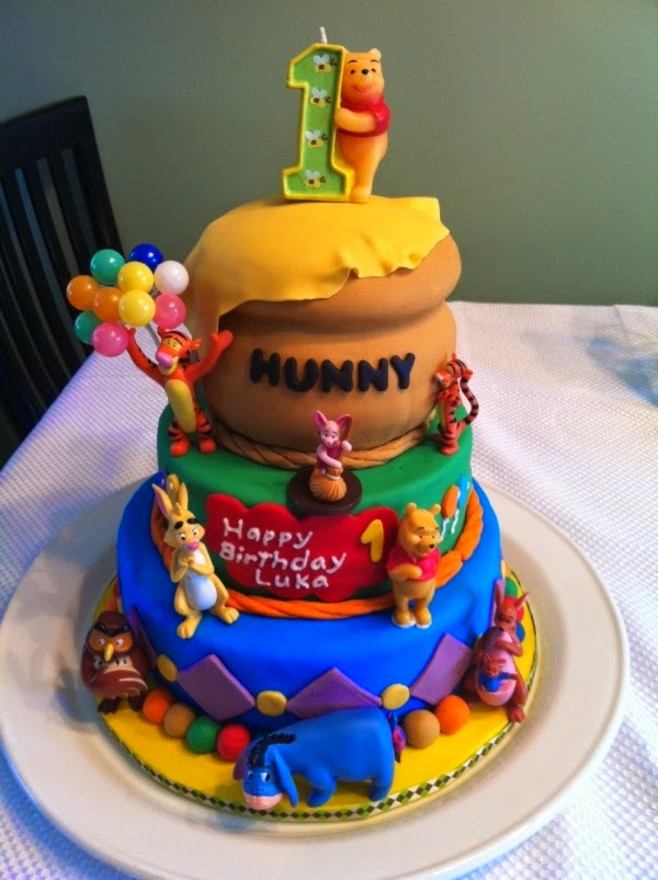 Decoracion para cumplea os de winnie pooh bebe for Decoracion winnie pooh para fiesta infantil