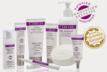 creme cosmetiche Cebelia