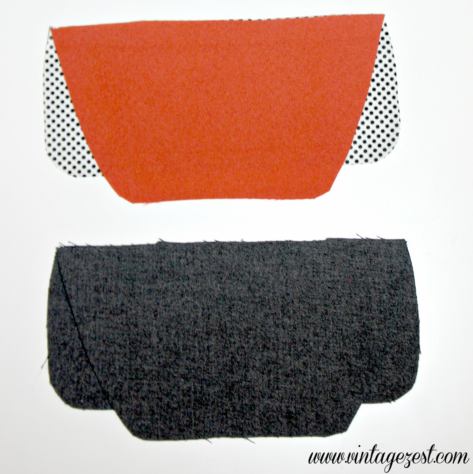 Sewing Tutorial + Pattern - Sunglasses Case on Diane's Vintage Zest!