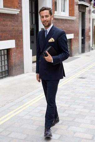street style london collections men menswear matthew zorpas