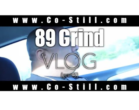 "VIDEO REVIEW: Co-Still (@costill8nine)  - ""89 Grind VLOG"" (part5) 