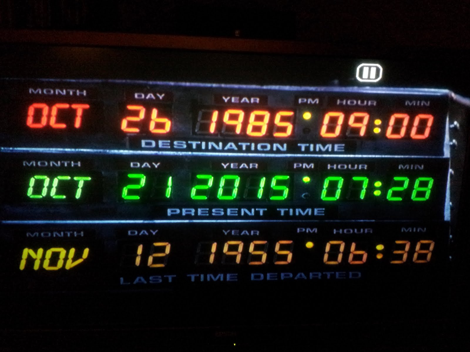 Back to the Future, Future Date 2 - YouTube