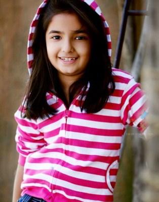 biografi Anushka Sen Pemeran Meher di Baalveer