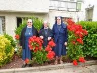 50º de Consagración de la hna. Benedicta y 60º de las hnas. Evelina y Angelita. 10 de Junio de 2013