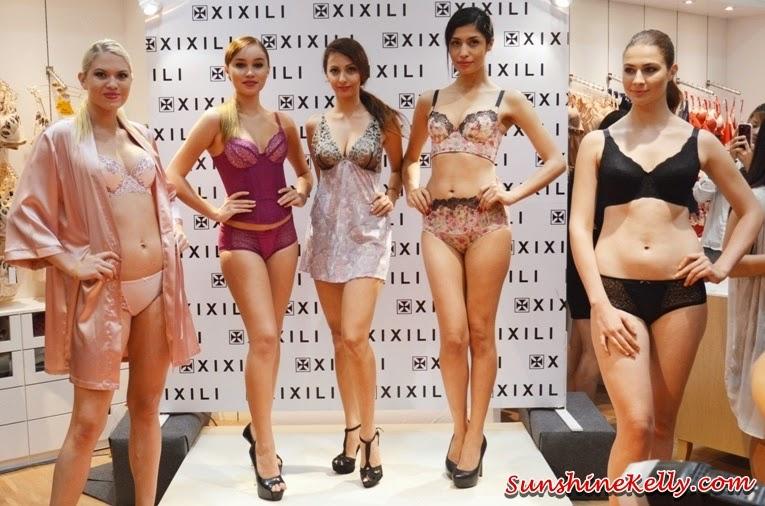 Fashion Show 2014 Malaysia When you walk pass XIXILI