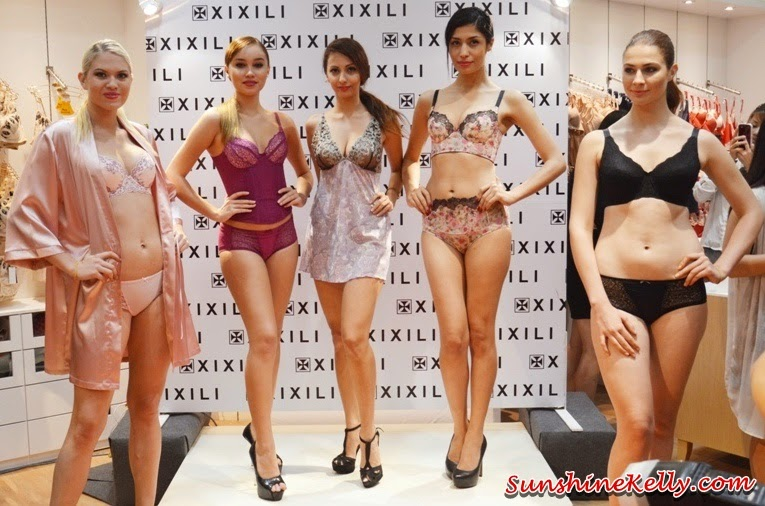 XIXILI Bra Art Project 2014, XIXILI Spring Summer Lingerie Collection 2014, lingerie fashion show, lingerie, sexy ladies underwear, loiuse low, Malaysia's Top 10 Female Visual Artist, xixili 1utama, xixili, mid valley, xixili queensbay mall